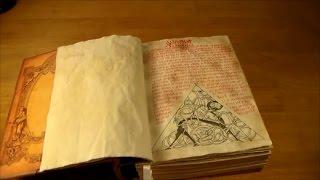 getlinkyoutube.com-New Handmade Book of Shadows