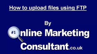 getlinkyoutube.com-How to upload a website using Filezilla FTP Client