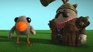 getlinkyoutube.com-LittleBigPlanet 3 - The LBP3 Community in a nutshell - Part 2 - LBP3 PS4