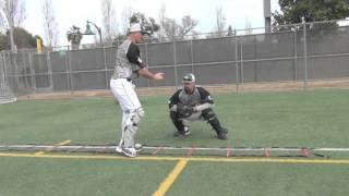 getlinkyoutube.com-How to be a better catcher..Next Level Catching Academy