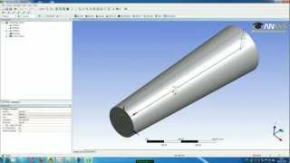 Fluid Analysis in ANSYS
