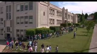 getlinkyoutube.com-Kindergarten Cop-Fire Drill