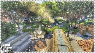 getlinkyoutube.com-CRAZY BATTLE WAR ZONE IN GTA 5 (GTA 5 GAMEPLAY)