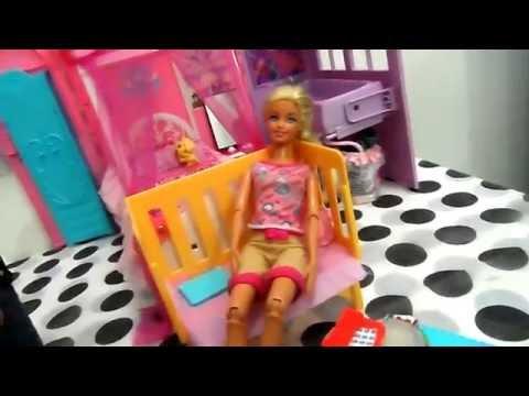 Novela Barbie O sonho,Capitulo 1.