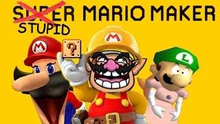 getlinkyoutube.com-Retarded64: Stupid Mario Maker