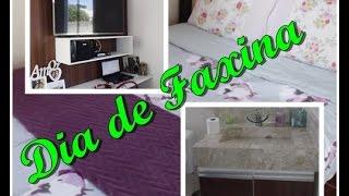 Vlog :  Sexta Feira  Dia De Faxina !