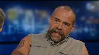 getlinkyoutube.com-George Stroumboulopoulos Interviews Sam Childers - Sept 2011