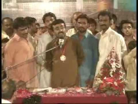 """Zakir Qazi Waseem Abbas """" 4 Shaban 2012 """" Zahoor-e-Hazrat Abbas A.S """" Shah Shams Darbar Multan """""""