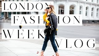 getlinkyoutube.com-THE LONDON VLOG | WHAT HAPPENED + WHAT I WORE AT LONDON FASHION WEEK | Hello October