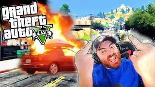 getlinkyoutube.com-GTA 5 - EPIC CLICKBAIT RANT!! I Hate Them So Much!! GTA V Online (Funny Moments & FAILS)