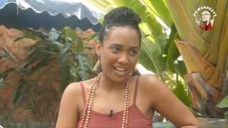 getlinkyoutube.com-Pi lwen ke zye tv - show Mikaelle Cartright