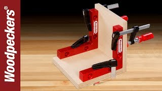 getlinkyoutube.com-Woodpeckers Precision Clamping Squares