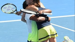 getlinkyoutube.com-Australian Open: Leander Paes Through to Mixed Doubles Final - TOI