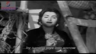 Ek Cheez Gawachi Dil Kolon - Noor Jahan & Munir Hussain - NOORAN - Sudhir Noor Jehan