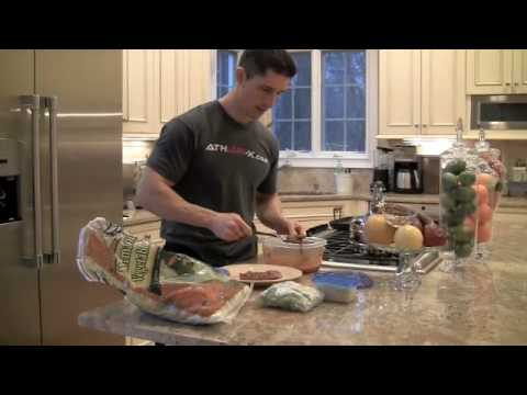 The 6 Minute Muscle Building Meal Plan - Healthy Dinners