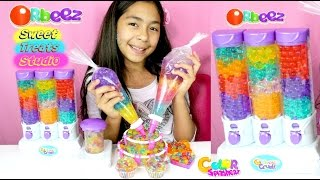 getlinkyoutube.com-New Orbeez Crush Sweet Treats Studio Orbeez Toys | B2cutecupcakes