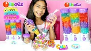 getlinkyoutube.com-New Orbeez Crush Sweet Treats Studio Orbeez Toys | B2cutecupcakes