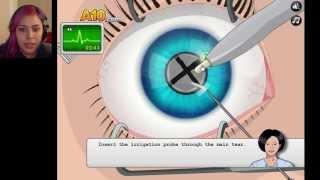 "getlinkyoutube.com-""THIS IS DISTURBING"" Operate now! Eye Surgery - FF"