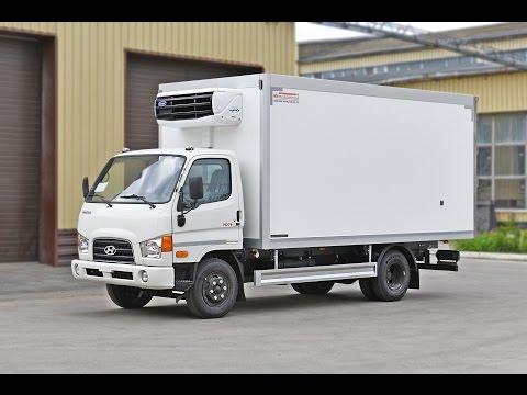 Hyundai HD78 đông lạnh tiêu chuẩn Châu Âu