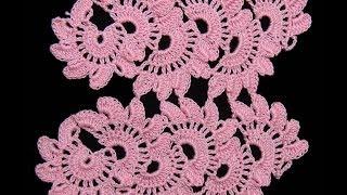 getlinkyoutube.com-Crochet : Punto Entrelazado # 6. Uniones