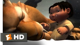getlinkyoutube.com-Ice Age (5/5) Movie CLIP - Diego's Sacrifice (2002) HD