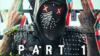 getlinkyoutube.com-WATCH DOGS 2 EARLY WALKTHROUGH GAMEPLAY PART 1 - Wrench (PS4)