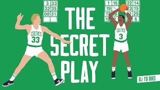 getlinkyoutube.com-Dennis Johnson to Larry Bird Tribute - Basketball Chemistry (The Secret Play)