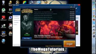 getlinkyoutube.com-Como usar skins grátis no League Of Legends (PT - BR)