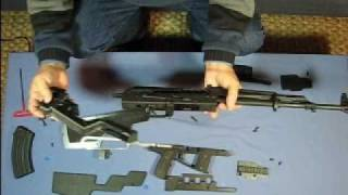 getlinkyoutube.com-CB AK47 Spike X1 Installation
