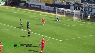 Nazilli Belediyespor-Sakaryaspor maç özeti