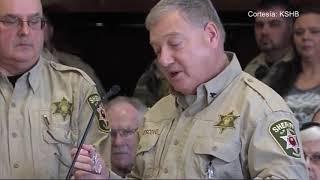 El condado de Clay recortará el presupuesto del próximo año para la policía de ese condado