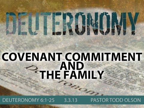 FEFC - Covenant Commitment & the Family