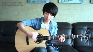 (Jason Mraz) I Won't Give Up - Sungha Jung
