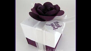 getlinkyoutube.com-Wedding Favor Box