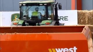 Harry West Seko Chopping-Mixing-Wagons