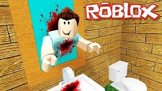 getlinkyoutube.com-Roblox Adventures / Survive the Killer DenisDaily / But Wait... I'm Denis?!