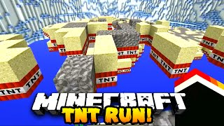 "getlinkyoutube.com-Minecraft TNT RUN ""LAG HACKS!"" #3 w/PrestonPlayz & CampingRusher"