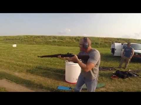 Dusting off the Ole War Horse - M1903-A3