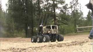 getlinkyoutube.com-Arduino Rover Rocket Launcher - MINDS-i Robotics