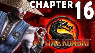 getlinkyoutube.com-Mortal Kombat 9 - Final Chapter 16: Raiden 1080P Gameplay / Walkthrough