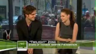 getlinkyoutube.com-Robert & Kristen - Adorable and Funny Moments that makes the heart melt...