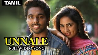 Unnale | Full Video Song | Darling