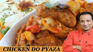 getlinkyoutube.com-Chicken Do Pyaza - Murg Do Pyaza