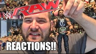 WWE RAW REACTIONS: Slammy Awards, Steel Cage Main Event Results and Review