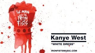 Kanye West - White Dress