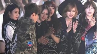 BIGBANG & APINK Cute Moments