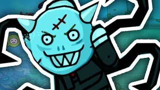 getlinkyoutube.com-SLENDERMAN GOT SCARIER!!! | Scribblenauts Unlimited #2
