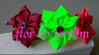 getlinkyoutube.com-Tiara com Flores Passo a Passo