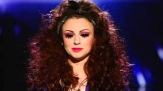 getlinkyoutube.com-Cher Lloyd sings No Diggity/Shout - The X Factor Live show 3 (Full Version)