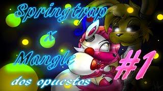 getlinkyoutube.com-Springtrap x Mangle dos opuestos Cap.1